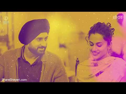 #Manmarziyaan | Status Video | Saadi Sacchi Mohabbat Kachi Reh Gayi-I
