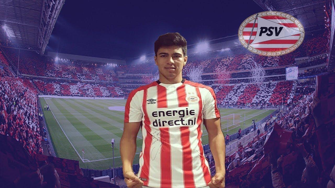 4420fe449 Érick Gutiérrez   Welcome To PSV   Goals, Skills & Assists - YouTube