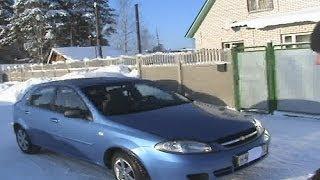 Тест Драйв Chevrolet Lacetti 1.4 16v 98 Л С Хэтчбек  От Auto Overhaul