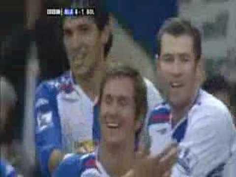 Morten Gamst Pedersen Awesome goal for Blackburn