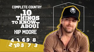 Complete Country: 10 Things To Know About Kip Moore