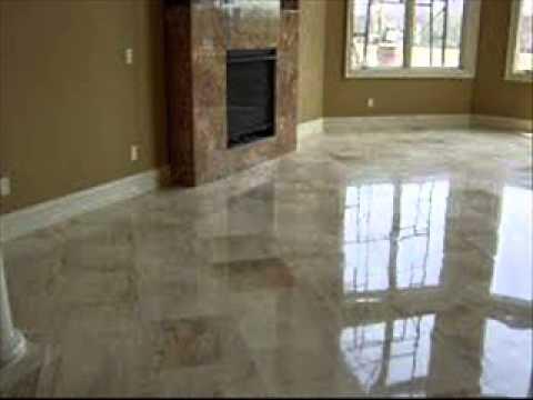 Lantai Granit Rumah Minimalis
