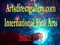 Aluminum Sculpture For Sale by International artists Litsey for artsdirectgallery