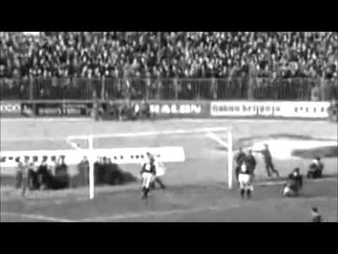 ECCC19651966 Partizan  Sparta Praha 50 09.03.1966