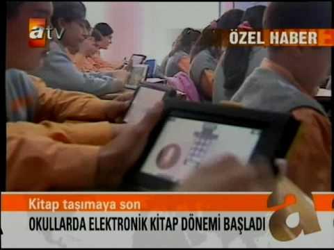 Intelligent Papers Digital Textbook Trial in Turkey