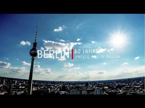 Berlin – 10 Jahre UNESCO City of Design