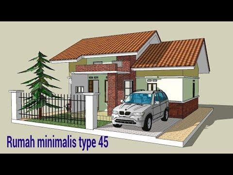 rumah-minimalis-type-45