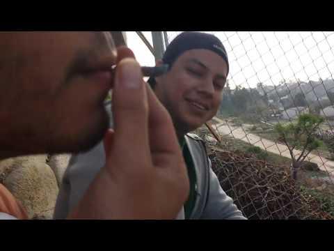 Fumando Marihuana (Tijuana Baja California) 2016