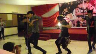 011115 CdeO BTS Fangath - XITE (Cover Group)