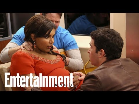 Mindy Kaling Confirms Pregnancy In Sunday TODAY Interview | News Flash | Entertainment Weekly