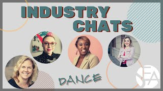 Industry Chat: Dance