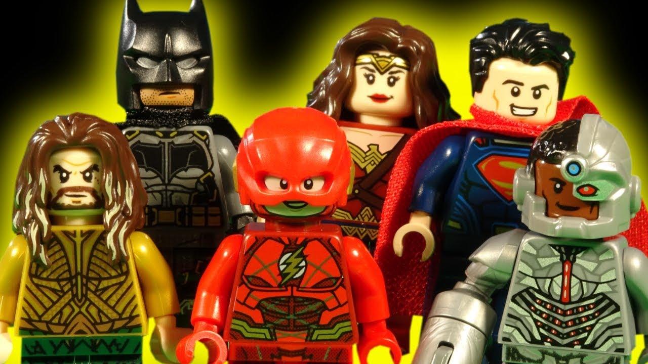 LEGO JUSTICE LEAGUE - YouTube