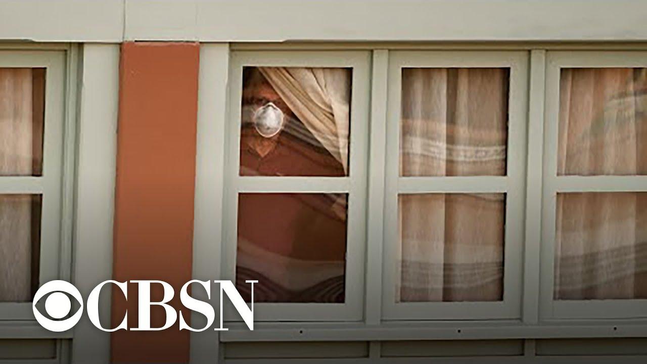 "Coronavirus quarantines could be ""new normal"" in U.S., medical expert says thumbnail"