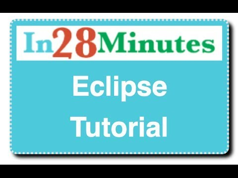 Eclipse Java Tutorial 8 - Format Source Code