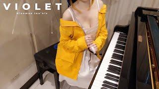 Ninomae Ina'nis VIOLET [ピアノ]