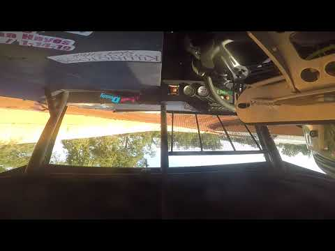 East Lincoln Speedway 8-17-19 Pro 4 Front Cam Hot Laps Alexus Motes