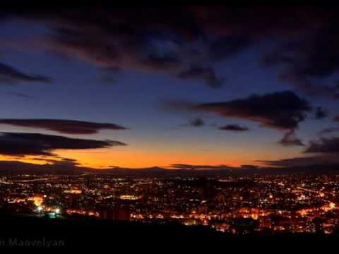 Люблю твои закаты, Ереван! (Карен Хачатрян)