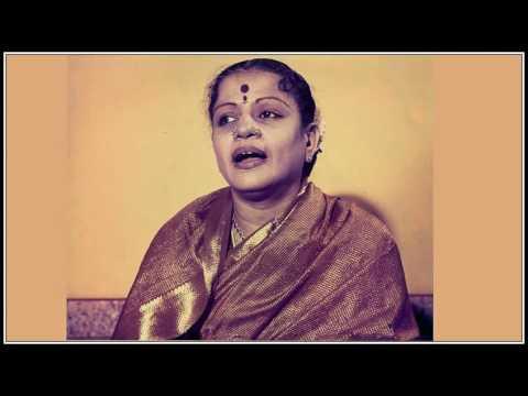 Sabapathikku Veru Deivam (Abhogi Raagam)  ...  Singer, M S Subbulakshmi