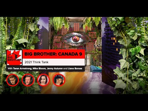 Big Brother Canada 9 | 2021 Think Tank - YouTube