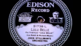 """Lulu Belle"" - Jack Stillman"