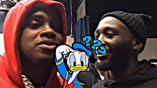 Errol Spence or Terence Crawford - WHO'S THE DUCKER