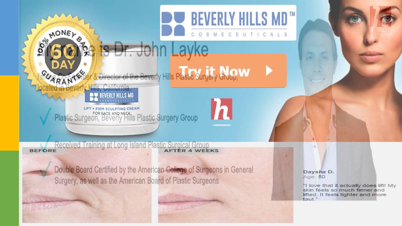 Beverly hills lift and firm cream reviews - Beverly Hills Md Lift And Firm New Fountain Of Youth Or Scam Healthmag Reviews