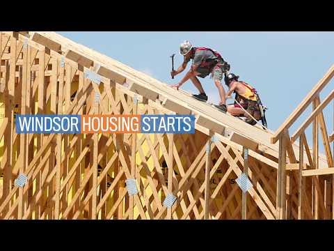 Windsor Housing Starts