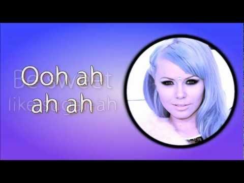 Sugar - Kerli with lyrics (on screen)