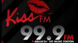 DJSOUPAMODEL'S KISS FM ABUJA - BIG TAK AND SHEDY KAY SHOW ANNOUNCEMENT