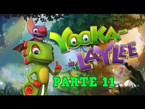 Yooka-Laylee - Parte 11 - Casino Capital