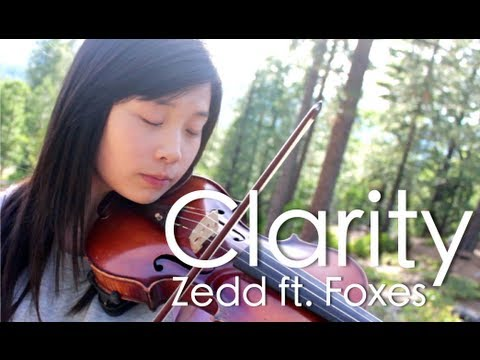 Zedd  Clarity ft Foxes ViolinPiano