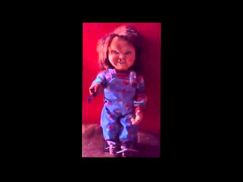 Chucky Childs Play 2 Replica Life Size Talking Doll First