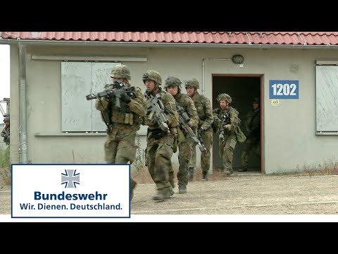 Bundeswehr bereit zum Kampf – NATO-Speerspitze übt im GÜZ