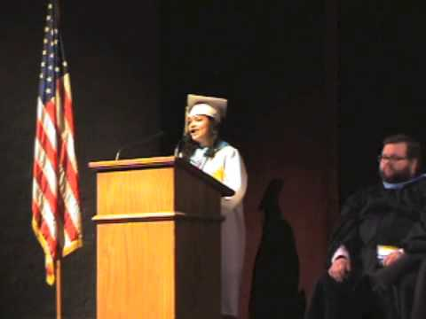 San Gabriel Mission High School Valedictorian Speech 2013