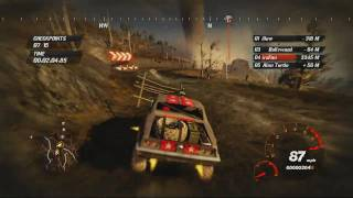 Fuel Tornado Race