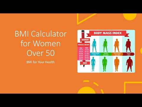 bmi-calculator-for-women-over-50