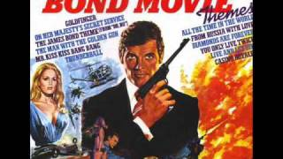 Great/Big Bond movie themes. On Her Majesty
