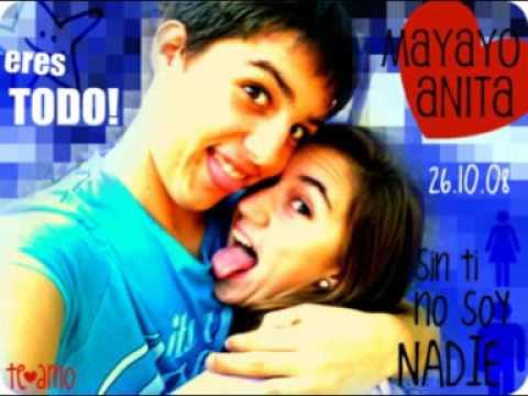 Mayayo y ana ^^(L)