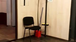 Обзор офисного помещения в Днепропетровске за 263$