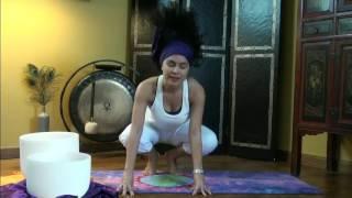 35 Kundalini Frog Pose - Balance Sexual Energy; Creative Energy