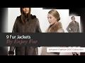9 Fur Jackets By Enjoy Fur Amazon Fashion 2017 Collection