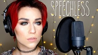 Speechless - Naomi Scott in Aladdin (Live Cover by Brittany J Smith)