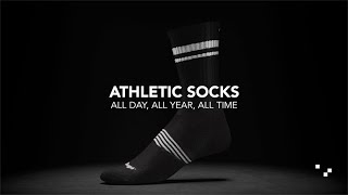 The New Element Athletic Sock Collection