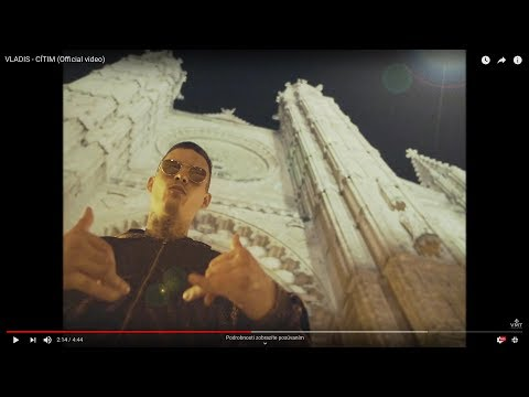 Vladis - Cítim  (Official Video)