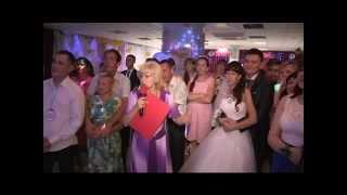 Новый веселый номер на свадьбе! СУПЕР СМЕШНО!!!