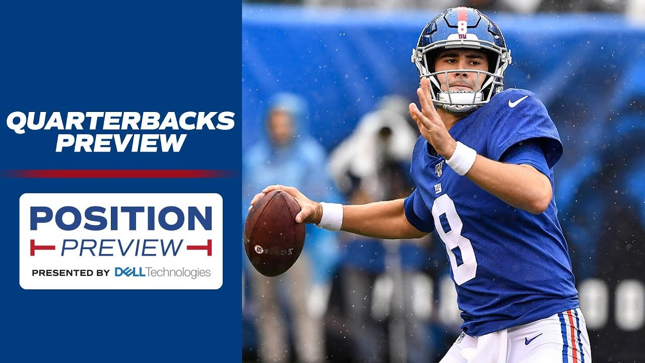 2020 Position Preview: Quarterbacks | New York Giants