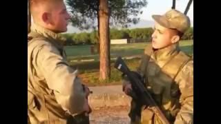 Kolpaçino Meraba Kardeş (Türk Askeri Versiyon)