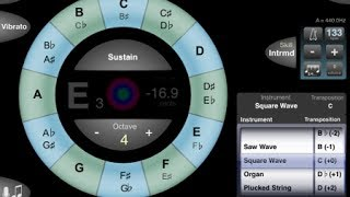 TonalEnergy Tuner iOS App Review