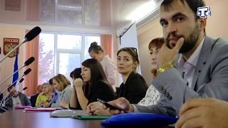 В Симферополе продолжается отбор абитуриентов для обучения в Казанском  университете