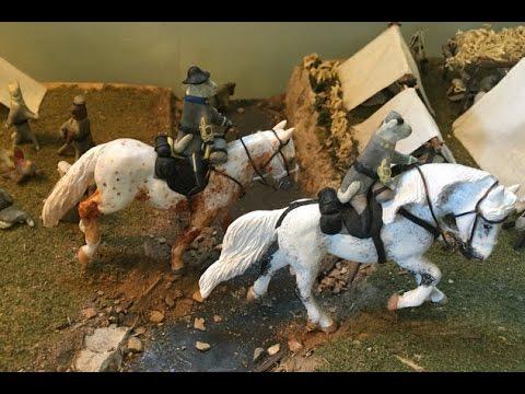 Cats Fighting the Civil War - Civil War Tails